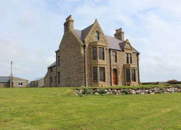 Thumbnail 6 bed country house for sale in Deerness, Orkney