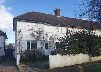 Thumbnail 3 bed end terrace house for sale in Chiltern View, Letchworth Garden City