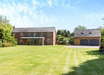 Thumbnail 4 bed barn conversion for sale in Knutsford Road, Cranage, Crewe, Cheshire