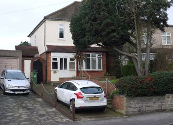 Thumbnail 3 bed semi-detached house for sale in Central Avenue, Welling