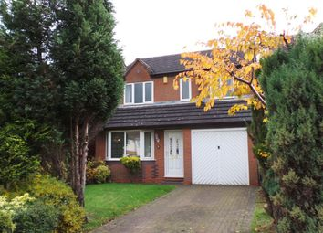Thumbnail 3 bed property to rent in Bridle Lane, Streetly, Sutton Coldfield