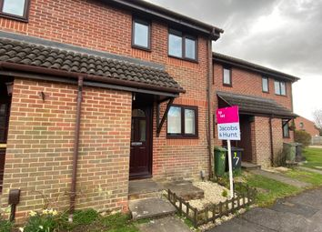 Thumbnail 2 bed terraced house to rent in Balmoral Way, Petersfield