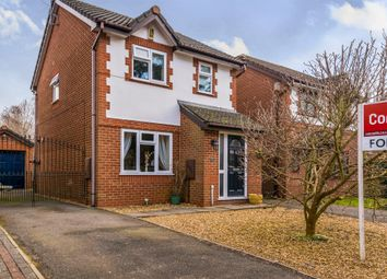 Thumbnail 3 bedroom detached house for sale in Baldwin Close, Abington, Northampton