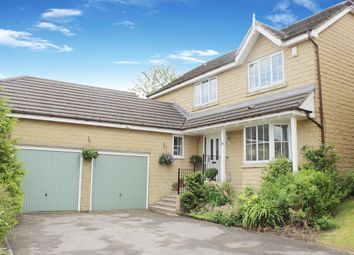 Thumbnail 4 bed detached house for sale in Steadings Way, Keighley, West Yorkshire
