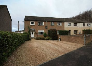 Thumbnail 3 bed terraced house for sale in Maree Court, Alloa