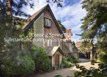 Thumbnail 9 bed property for sale in New Road, Albury, Guildford