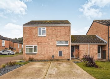 Thumbnail 2 bed end terrace house for sale in Fir Walk, RAF Lakenheath, Brandon