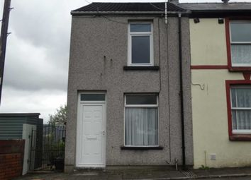 Thumbnail 2 bed end terrace house to rent in Albion Street, Aberdare