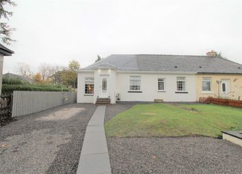 Thumbnail 3 bed semi-detached bungalow for sale in Central Avenue, Holytown