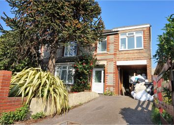 Thumbnail 4 bed semi-detached house for sale in Brockhurst Road, Gosport