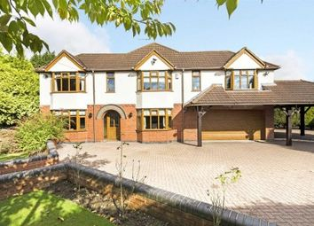 Thumbnail 5 bedroom detached house for sale in Coventry Road, Fillongley, Warwickshire