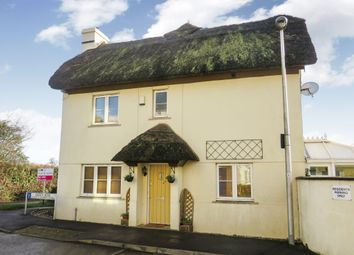 Thumbnail 3 bedroom end terrace house for sale in Green Acre, Halberton, Tiverton