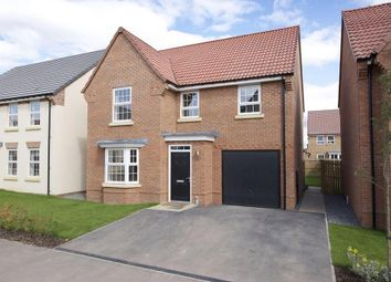 """Thumbnail 4 bed detached house for sale in """"Millford"""" at Whitby Road, Pickering"""