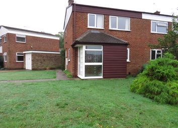 Thumbnail 3 bedroom semi-detached house for sale in Birch Court, Sprowston, Norwich