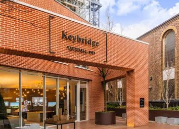 Thumbnail 1 bed flat for sale in Keybridge Lofts, Nine Elms, London