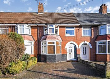 Thumbnail 3 bed terraced house for sale in Northfield Road, Hull