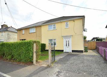 Thumbnail 3 bed semi-detached house for sale in Maesteg Crescent, Tonteg, Pontypridd