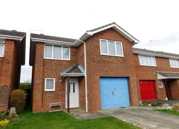 Thumbnail 3 bed detached house for sale in Hinchliffe Road, Hamworthy, Poole