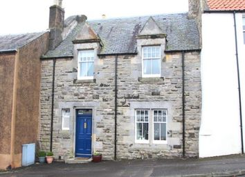Thumbnail 3 bed terraced house for sale in North Overgate, Kinghorn, Burntisland, Fife
