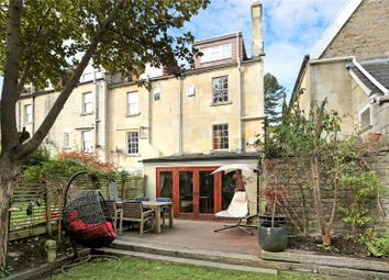 Thumbnail 4 bed terraced house for sale in Northend, Batheaston, Bath