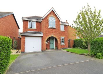 Thumbnail 4 bedroom detached house for sale in The Green, Hesketh Bank, Preston