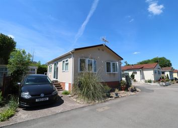 Thumbnail 2 bed mobile/park home for sale in Residential Park, Lea, Ross-On-Wye