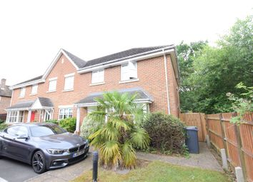 Thumbnail 3 bed end terrace house to rent in Mountbatten Mews, Camberley, Surrey