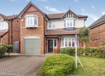 Thumbnail 4 bed detached house for sale in Black Horse Lane, Widnes