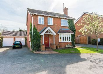 Thumbnail 4 bedroom detached house for sale in Coxs End, Over, Cambridge
