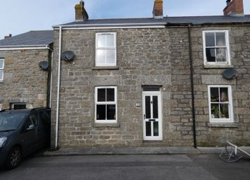 Thumbnail 3 bed end terrace house for sale in Bosorne Road, St. Just, Penzance