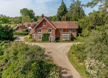 Thumbnail 5 bed detached house for sale in Lockerley, Romsey