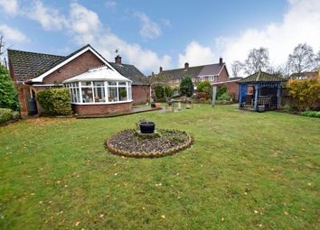 Thumbnail 3 bed detached bungalow for sale in Churchill Road, Thetford, Norfolk