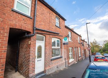 Thumbnail 2 bed terraced house for sale in Newent Lane, Sheffield