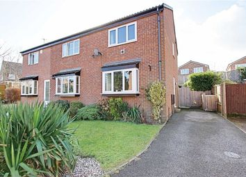Thumbnail 2 bed semi-detached house to rent in Tunstall Green, Walton, Chesterfield, Derbyshire