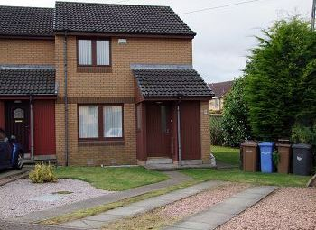 Thumbnail 2 bed end terrace house to rent in Haddington Place, Dundee