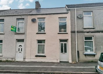 Thumbnail 3 bed terraced house for sale in Trinity Place, Pontarddulais, Swansea