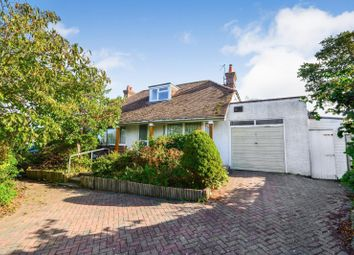 Thumbnail 2 bed detached bungalow for sale in The Gorseway, Bexhill On Sea