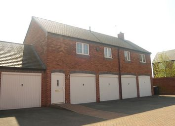 Thumbnail 2 bed property to rent in Agincourt Road, Lichfield