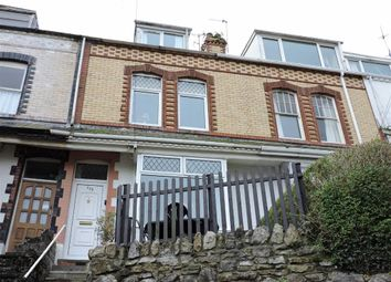 Thumbnail 3 bed terraced house for sale in Overland Road, Mumbles, Swansea