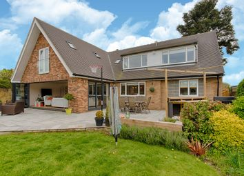 Thumbnail 5 bed detached house for sale in Gypsy Lane, Great Amwell, Ware