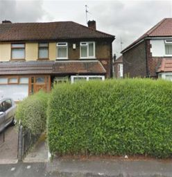 Thumbnail 2 bed terraced house to rent in Hilbury Avenue, Blackley, Manchester
