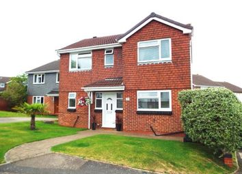 Thumbnail 4 bed detached house for sale in Water Orton Close, Beeston, Nottingham