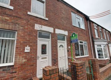 Thumbnail 2 bed terraced house for sale in Station Avenue South, Fencehouses, Houghton Le Spring