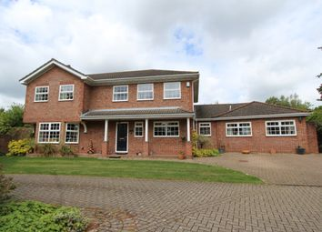 Thumbnail 4 bed detached house for sale in Providence Hill, Bursledon, Southampton