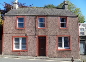 Thumbnail 3 bed detached house for sale in Church Lane, Newton Stewart