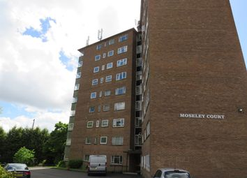 Thumbnail 1 bedroom flat for sale in Moseley Court, Yardley Wood Road, Birmingham