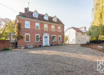 Thumbnail 5 bed detached house for sale in Guithavon Valley, Witham