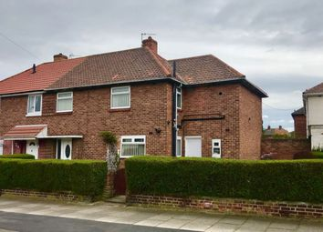Thumbnail 4 bedroom semi-detached house for sale in Bradhope Road, Berwick Hills, Middlesbrough