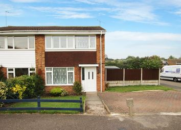 3 bed semi-detached house for sale in Collingwood Close, Braintree CM7
