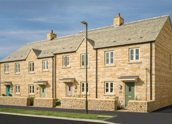"Thumbnail 3 bed semi-detached house for sale in ""Sherston"" at Quercus Road, Tetbury"